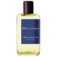 Buy Atelier Mistral Patchou Cologne Absolue, 200ml Online at johnlewis.com