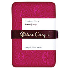 Buy Atelier Ambre Nue Soap, 200g Online at johnlewis.com