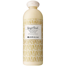 Buy Origins Ginger Cloud Smoothing Body Balm, 200ml Online at johnlewis.com