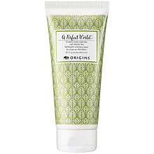 Buy Origin A Perfect World Creamy Body Cleanser with White Tea, 200ml Online at johnlewis.com