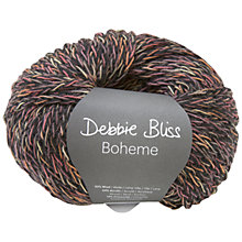Buy Debbie Bliss Wool Mix Boheme Yarn, 50g Online at johnlewis.com