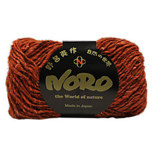 Buy Noro Silk Blend Garden Solo Aran Yarn, 50g Online at johnlewis.com
