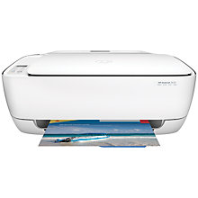 Buy HP Deskjet 3630 All-In-One Wireless Printer, HP Instant Ink Compatible Online at johnlewis.com