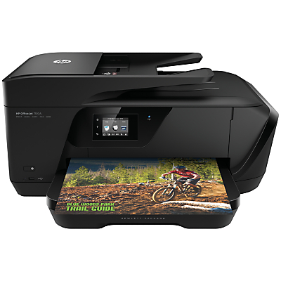 Image of HP OfficeJet 7510 All-In-One Wireless Wi-Fi Wide Format Printer with Touch Screen & A3 Printing