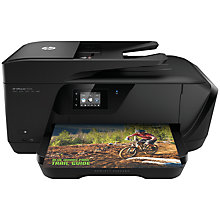 Buy HP OfficeJet 7510 All-In-One Wireless Wi-Fi Wide Format Printer with Touch Screen Online at johnlewis.com