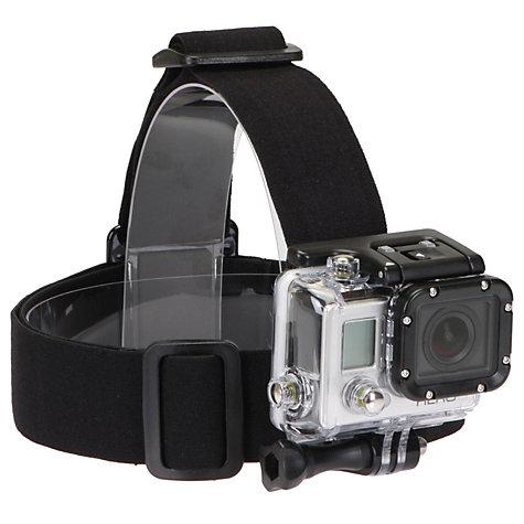 buy gopro sunpak 4 piece action camera accessory kit 2 john lewis. Black Bedroom Furniture Sets. Home Design Ideas