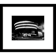 Buy Getty Images Guggenheim Museum Photograph, Black Frame, 49 x 57cm Online at johnlewis.com