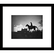 Buy Getty Images Statue Of Haig Photograph, Black Frame, 49 x 57cm Online at johnlewis.com