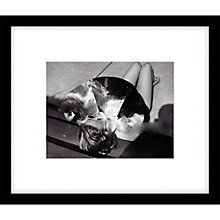 Buy Getty Images Sun Reflector Photograph, Black Frame, 49 x 57cm Online at johnlewis.com
