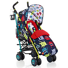 Buy Cosatto Supa Cuddle Pushchair, Monster 2 Online at johnlewis.com
