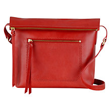 Buy Radley Maltby Street Medium Leather Across Body Bag Online at johnlewis.com