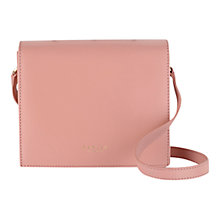 Buy Radley Portman Small Leather Flap Over Across Body Bag Online at johnlewis.com