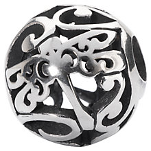 Buy Trollbeads Dragonfly Beauty Bead Charm, Silver Online at johnlewis.com
