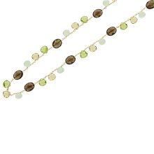 Buy London Road 9ct Yellow Gold Chain Bloomsbury Necklace Online at johnlewis.com