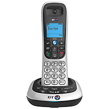 Buy BT 2600 Digital Cordless Phone with Answering Machine, Single DECT Online at johnlewis.com