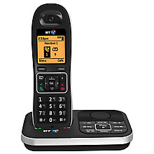 Buy BT 7610 Digital Cordless Phone with Nuisance Call Blocker & Answering Machine, Single DECT Online at johnlewis.com