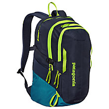 Buy Patagonia Refugio Backpack, Navy Blue Online at johnlewis.com