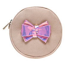Buy Miss KG Honey Bow Detail Handbag, Multi/Other Online at johnlewis.com