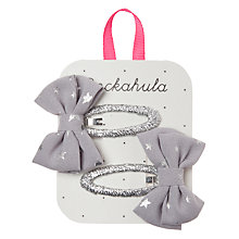 Buy Rockahula Starry Bow Clips Online at johnlewis.com