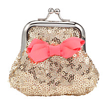 Buy Rockahula Mini Sequin Bow Clasp Purse Online at johnlewis.com