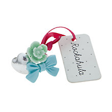 Buy Rockahula Heart Bow And Flower Ring Set, Blue Online at johnlewis.com