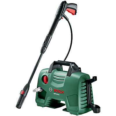 Bosch AQT 33-11 High-Pressure Washer, Green