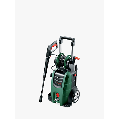 Bosch AQT 45-14 X High-Pressure Washer, Green