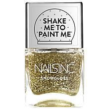 Buy Nails Inc Snowglobe Nail Polish, New Globe Walk, 14ml Online at johnlewis.com