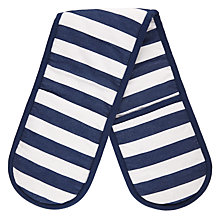 Buy John Lewis Coastal Stripe Oven Glove Online at johnlewis.com