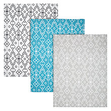 Buy John Lewis Tagine Tea Towels, Set of 3 Online at johnlewis.com