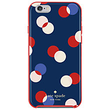 Buy Kate Spade Case for iPhone 6, Navy/Red Dots Online at johnlewis.com