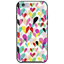 Buy kate spade new york Hardshell Case, iPhone 6, Hearts Online at johnlewis.com