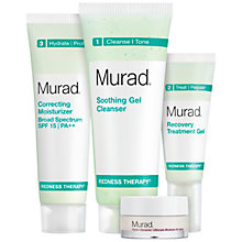 Buy Murad Redness Therapy Starter Kit Skincare Gift Set Online at johnlewis.com