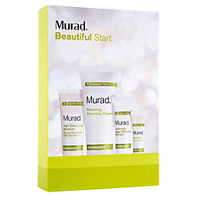 Buy Murad Resurgence Starter Kit Skincare Gift Set Online at johnlewis.com