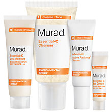Buy Murad Environmental Shield Starter Kit Skincare Gift Set Online at johnlewis.com