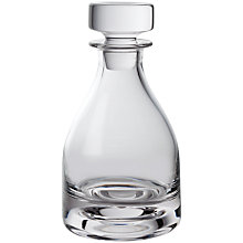 Buy Dartington Crystal Circle Spirit Decanter Online at johnlewis.com