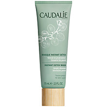 Buy Caudalie Instant Detox Mask, 75ml Online at johnlewis.com