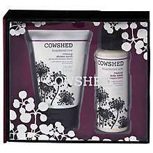 Buy Cowshed Knackered Duo Gift Set, 2 x 100ml Online at johnlewis.com