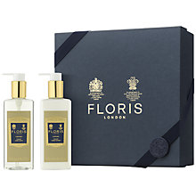 Buy Floris Cefiro Luxury Hand Wash & Lotion Set, 2 x 250ml Online at johnlewis.com