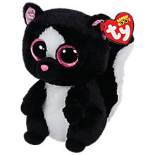 Buy Ty Beanie Boo Flora Soft Toy Online at johnlewis.com
