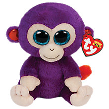Buy Ty Beanie Boo Grapes Soft Toy Online at johnlewis.com