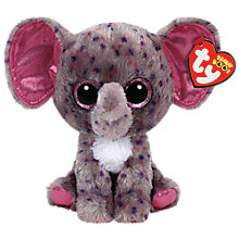 Buy Ty Beanie Boo Specks Soft Toy Online at johnlewis.com