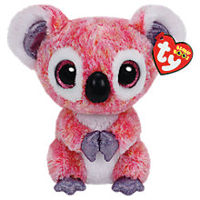 Buy Ty Beanie Boo Kacey Soft Toy Online at johnlewis.com