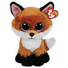 Buy Ty Beanie Boo Slick Soft Toy Online at johnlewis.com