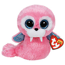 Buy Ty Beanie Boo Tusk Soft Toy Online at johnlewis.com