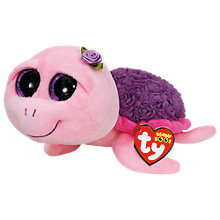 Buy Ty Beanie Boo Soft Toy, Rosie Online at johnlewis.com