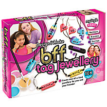 Buy myStyle BFF Tag Jewellery Maker Online at johnlewis.com