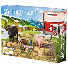 Buy Schleich Farm Advent Calendar Online at johnlewis.com
