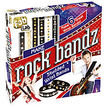 Buy FabLab Rock Bandz Kit Online at johnlewis.com