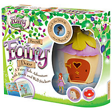 Buy Craft Box Secret Fairy Door Kit Online at johnlewis.com